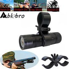 HD Mini DV Shotgun 170° Sports Camera Bike Helmet Action Cam W/Gun Clip+Battery