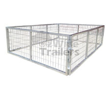 TRAILER CAGE 6x4 900MM 3FT HOT DIPPED GALVANISED