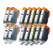 14*PK PGI-225 CLI-226 Ink Cartridge for Canon PIXMA MG5120 MX892 Printer w/CHIP
