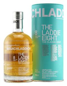 """Bruichladdich 8 Jahre """"The Laddie Eight"""" 50% 0,7l"""