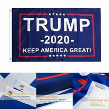 Trump 2020 Keep America Great President Donald MAGA 3x5 Flag Republican Gift