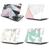 4 Color Marble Hard Case Cover Skin for Macbook Air Pro 11 12 13 15 & Touch Bar