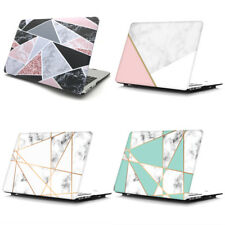 Matte Marble Hard Case Cover for Macbook Air Pro 13 and Por 13 Touch Bar