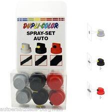 Dupli-Color Sprühkopf Set, 6 Stück (3 Sorten a´ 2 St.) 419713