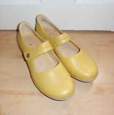 BNIB Clarks Unstructured ladies UN HELMA leather flat shoes UK 8 EUR 42