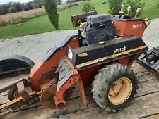 Ditch Witch 1820 Walk Behind Trencher Parts