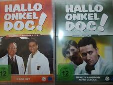 DVD - Hallo Onkel Doc! - Staffel 1 + Pilotfilm (2015) 6 DVD in 2 Boxen - NEU