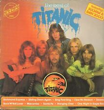 """LP 12"""" 30cms: Titanic: the best of, embassy A5"""