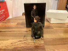 Star Wars Jyn Erso Collectible Mini Bust in Box Gentle Giant