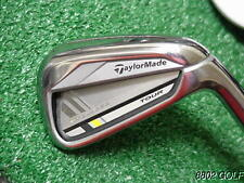 Very Nice Taylor Made RBZ RocketBladez RBladez Tour 7 Iron Kbs Tour Steel Stiff