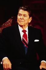 785099 Presidente Ronald Reagan A4 foto stampa