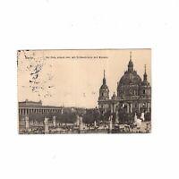 AK Ansichtskarte Berlin / Der Dom mit Schlossbrücke und Museum - 1913
