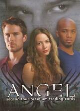 "Angel Season 4 - A4-i ""Coming August 2003!"" Promo Card"