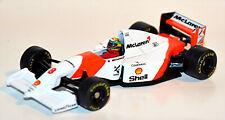 McLaren MP4/8 Ford Cosworth 3.5 V8 Formula1 1993 #8 Ayrton Senna 1:64