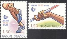 Finland 1983 World Athletics Championships/Sports/Games/Running/Javelin 2v s333f