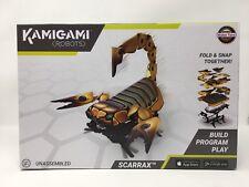 Mattel Kamigami Scarrax Scorpion Robot