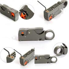 De Alambre RG6 / 59 Cuchillas Dobles Automático Alicates Para Cortar Cables