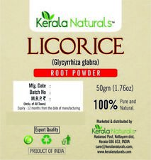 100% Herbs Natural Liquorice Licorice Root Powder