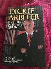 DICKIE ARBITER, ON DUTY WITH THE QUEEN. 9781760065898
