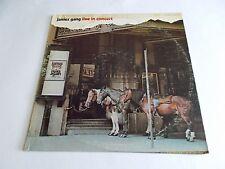 James Gang Live In Concert LP 1971 ABC Joe Walsh Vinyl Record