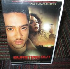 BURSTING OUT: EPISODE 2 DVD MOVIE, COMEDY DRAMA, FILMED IN NIGERIA/GHANA, GUC