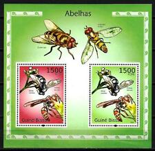 Guinée-Bissau 2010 abeilles bloc n° 532 neuf ** 1er choix