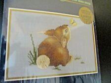 Baby Bunny ~ Bucilla Counted Cross Stitch Kit