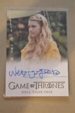 GAME OF THRONES SEASON 7 - TRADING CARDS NELL TIGER FREE AUTOGRAPH CARD