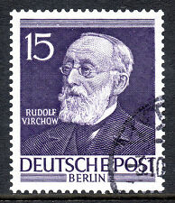 Historical Figures Used German & Colonies Stamps