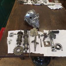 Triumph pre unit rigid frame complete gearbox version 50-54, fits 38-54 getriebe