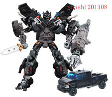 Transformers Dark of the Moon Ironhide Jeep Robot Car Autobot Action Figures toy