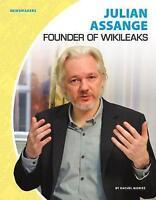 Julian Assange 'Founder of Wikileaks Moritz, Rachel