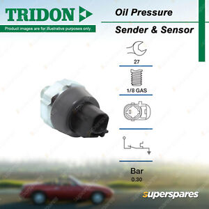 Tridon Oil Pressure Light Switch for Subaru Forester Liberty Outback Tribeca EK