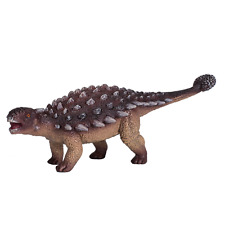 More details for mojo ankylosaurus dinosaur model figure toy jurassic prehistoric figurine gift