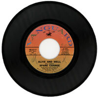 """SPARE CHANGE  """"ALIVE AND WELL c/w WHEN LOVE MEETS LOVE""""  NORTHERN SOUL"""
