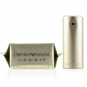 EMPORIO ARMANI Perfume 1 oz EDP Spray for Women NEW