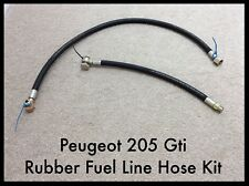 Peugeot 205 GTI -Rubber fuel line kit