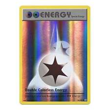 Pokemon XY Evolutions Double Colorless Energy 90/108  Uncommon Reverse Holo Card