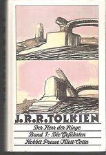 Herr der Ringe 1 Gefaehrten Tolkien carroux gebunden