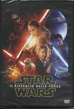 new DVD NUOVO SIGILLATO Film Star Wars Il risveglio della forza Lingua italiana