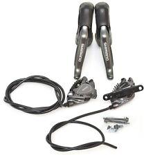 Shimano ST-R785 Di2 2 x 11s Shifter Set BR-RS805 Hydraulic Road Disc Brake Set