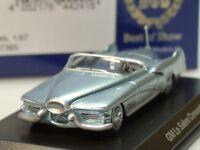 BOS Buick Le Sabre Concept, hellblau metallic - 87385 - 1/87