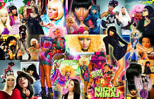 Nicki Minaj Collage Poster (2)