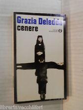 CENERE Grazia Deledda Mondadori 1985 Oscar 492 libro romanzo narrativa racconto