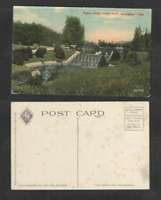 1910s RIPPLE FALLS FOREST PARK SPRINGFIELD MASS POSTCARD