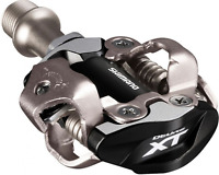 SHIMANO XT Deore PD-M8000 SPD PEDALE PEDAL inkl. CLEATS MOUNTAIN BIKE MTB 343g