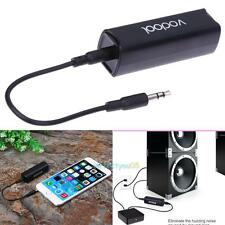 Ground Loop Noise Filter Suppressor Isolator for Car Audio System Home Stereo