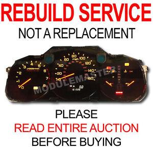 Rebuild Repair for 96 97 98 99 00 Acura RL Instrument Cluster Odometer