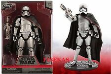 Star Wars Disney Store Captain Phasma Elite Series Cast Action Figure 2015 NEW