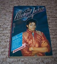 1984 Michael Jackson Story Biography Nelson George Black and White Photographs